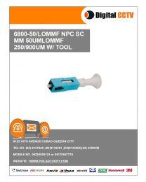NPC SC MM 50UM LOMMF Connector 250/900um w/ Tool