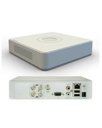 4 channel Mini TVI DVR with AHD support