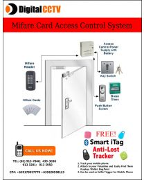Mifare Card Access Control System