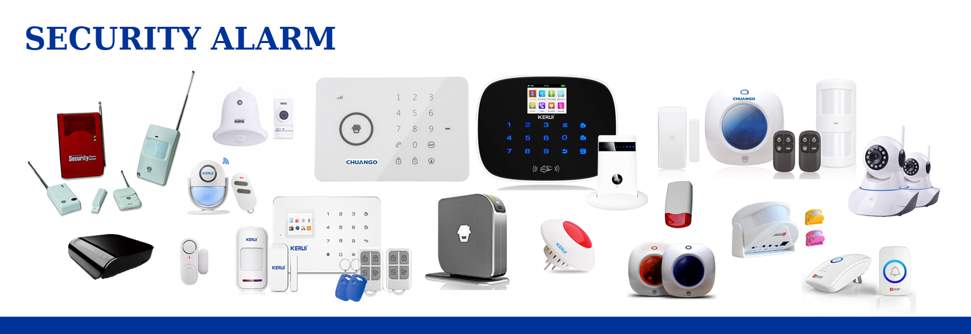 Kerui Security Alarm