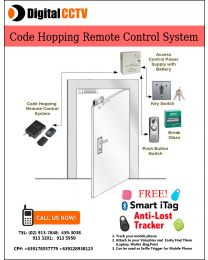 Code Hopping Remote Access Control System