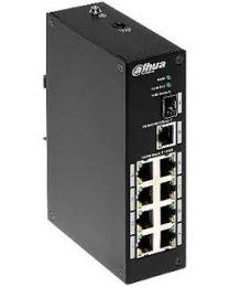8-Port PoE Switch 96W