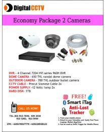 960H Economy Package 1 Indoor 1 Outdoor