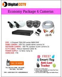 960H Economy Package 2 Indoor 2 Outdoor