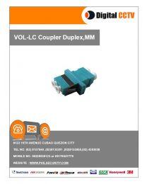 LC Coupler Duplex, MM